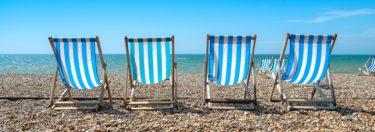 夏の海キャンプの暑さ対策は?