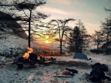 冬キャンプのやり方は?知っておきたい魅力と注意点!
